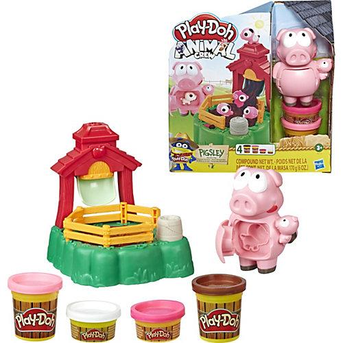 """Игровой набор Play-Doh """"Озорные поросята"""" от Hasbro"""