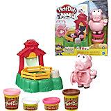 """Игровой набор Play-Doh """"Озорные поросята"""""""