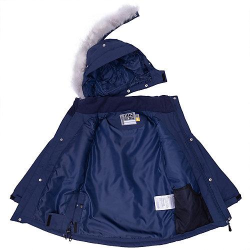 Утеплённая куртка Jonathan - темно-синий от Jonathan