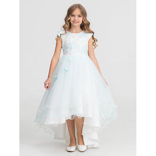 Нарядное платье Baby Steen - голубой от Baby Steen