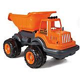 Грузовик Pilsan Rock Dump Truck, оранжево-зеленый
