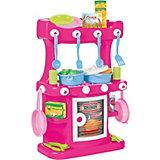 """Игровой набор Pilsan Kitchen Set """"Кухонный"""", розовый"""