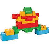 Конструктор Pilsan Jumbo Magic Blocks, 60 деталей