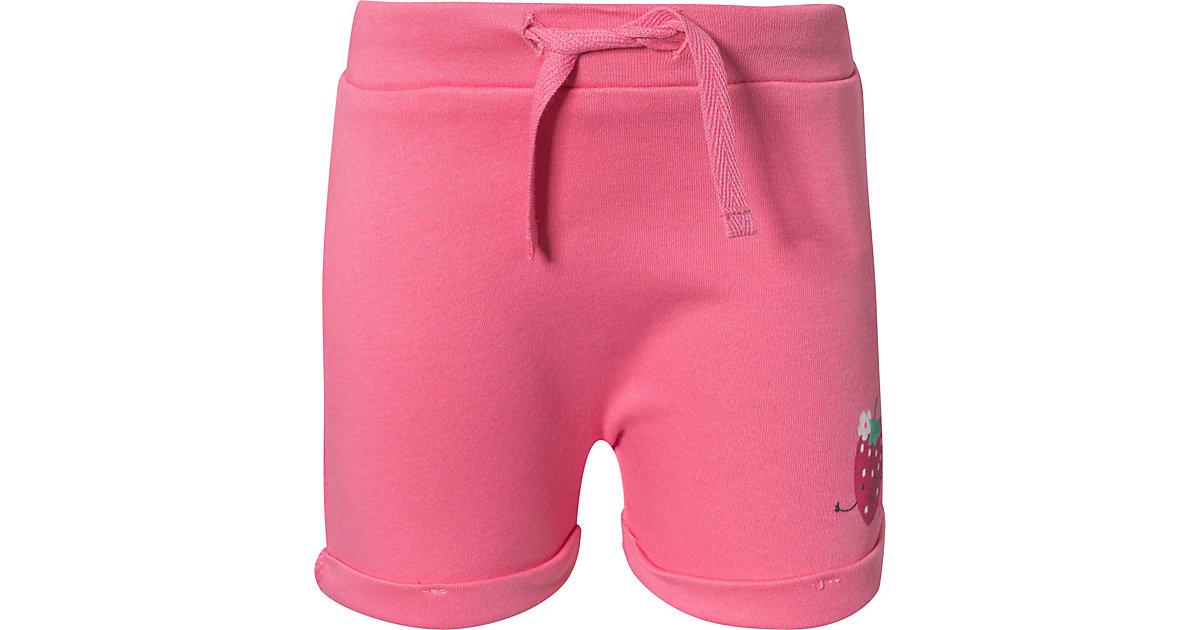 Baby Shorts  rosa Gr. 56 Mädchen Baby