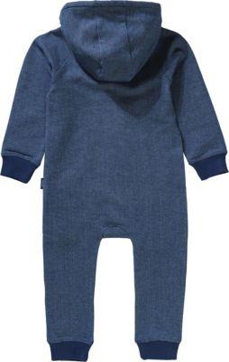 Baby 2er SET zweilagige Jogginganzug Kapuzenjacke Hose mit Fuß gr56 62 68 74 80