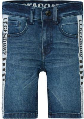 Lemmi Jeans Junior Hose Stretchjeans Stretch Kinderhose Junge dunkerot braun