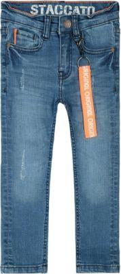 Jeans Skinny Fit für Jungen, Bundweite SLIM, STACCATO