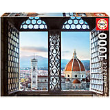 Пазл Educa Вид на Флоренцию, 1000 элементов