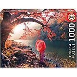 Пазл Educa Восход солнца на реке Кацура, 1000 элементов