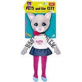 """Мягкая игрушка Fancy """"Кошка Сьюзетт"""""""