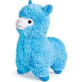 Мягкая игрушка Fancy «Альпака», голубая