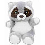 """Мягкая игрушка Fluffy Family """"Крошка Енот"""", 15 см, серо-белая"""