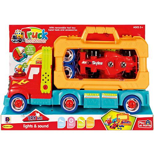 """Игровой набор Qunxing Toys """"Автовоз"""" от QunXing Toys"""