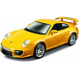 Машинка Bburago Porsche 911 GT2, 1:32