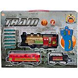 Железная дорога Qunxing Toys