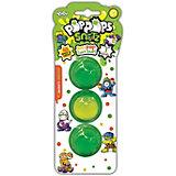 Игровой набор Yulu PopPops Snotz, 3 шт