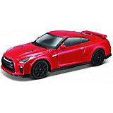 Машинка Bburago Nissan GT-R, 1:43