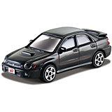 Машинка Bburago Subaru Impreza WRX STI, 1:43