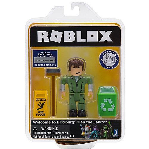 Игровой набор Jazwares Roblox, Уборщик Глен от Jazwares