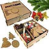 Творческая коробка Santa Lucia Творческая коробка Новый Год