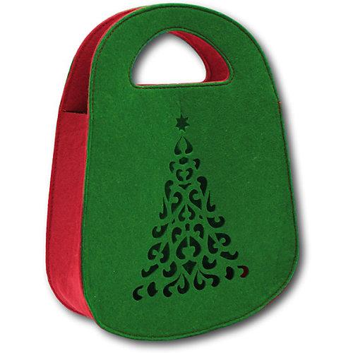 Мешок для подарков Santa Lucia Елка от Santa Lucia