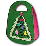 Мешок для подарков Santa Lucia Елка с шарами