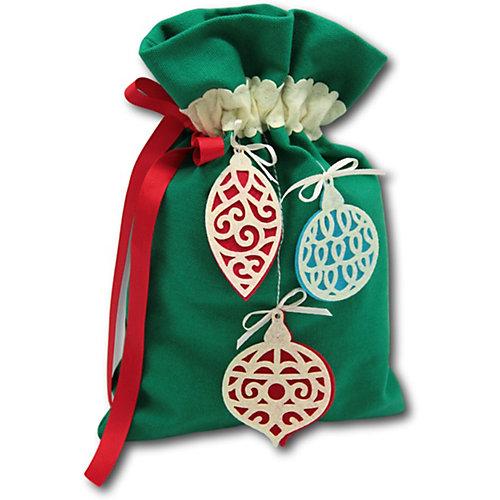 Мешок для подарков Santa Lucia Зеленый от Santa Lucia
