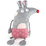 "Мягкая игрушка Gulliver ""Мышка-норушка"", 22 см"