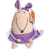 """Мягкая игрушка Gulliver """"Мышка Ягодка"""", 16 см"""