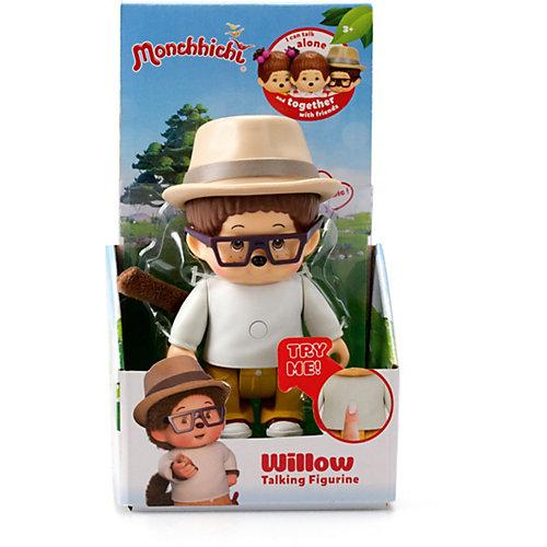 """Интерактивная игрушка Monchhichi """"Вилли"""", 12 см от Monchhichi"""