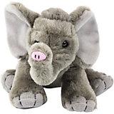 Мягкая игрушка Wild republic CuddleKins Детёныш африканского слона, 24 см