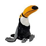 Мягкая игрушка Wild republic CuddleKins Большой тукан, 60 см