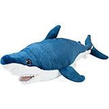 Мягкая игрушка Wild republic CuddleKins Акула Мако, 58 см