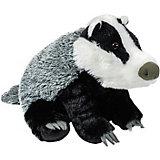 Мягкая игрушка Wild republic CuddleKins Барсук европейский, 30 см