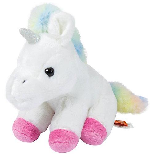Мягкая игрушка Wild republic Единорог, белый, 17 см от Wild Republic
