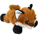 Мягкая игрушка Wild republic Hug'ems Рыжая лиса, 17 см