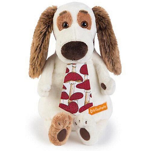 Мягкая игрушка  Budi Basa Собака Бартоломей в галстуке, 33 см от Budi Basa
