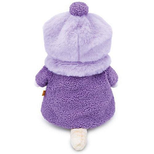 Мягкая игрушка  Budi Basa Кошечка Ли-Ли в лиловой шубке, 27 см от Budi Basa
