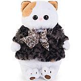 Одежда для мягкой игрушки  Budi Basa Шубка с бантиком, 24 см