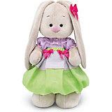 Мягкая игрушка  Budi Basa Зайка Ми в весеннем платье, 32 см
