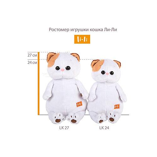 Мягкая игрушка  Budi Basa Кошечка Ли-Ли в свитере, 27 см от Budi Basa