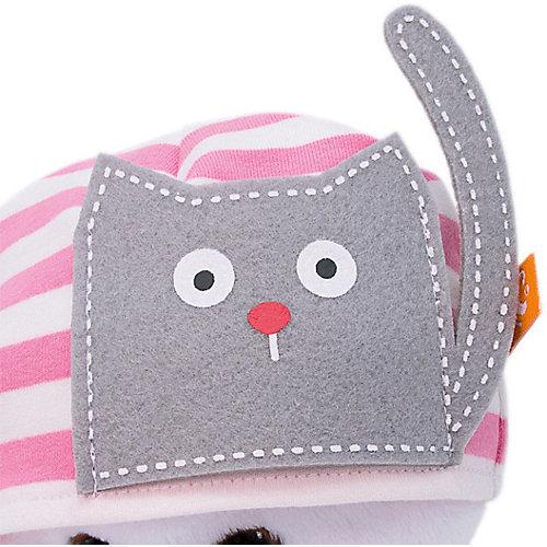 Мягкая игрушка  Budi Basa Кошечка Ли-Ли Baby в шапочке с кошечкой, 20 см от Budi Basa