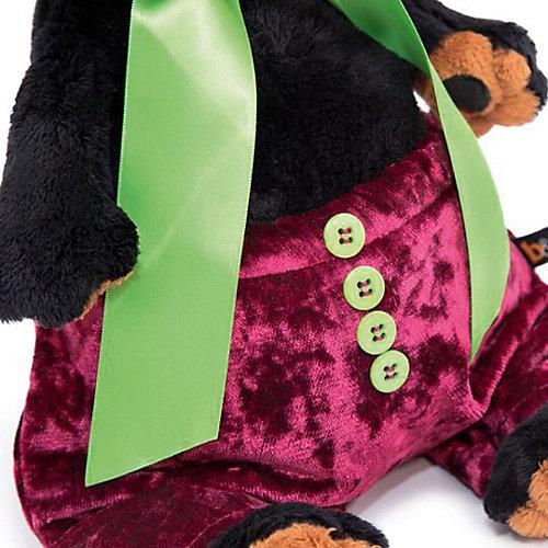 Мягкая игрушка  Budi Basa Собака Ваксон в бархатных штанишках, 29 см от Budi Basa