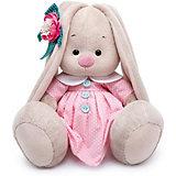 Мягкая игрушка  Budi Basa Зайка Ми Розовый крем, 23 см