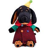 Мягкая игрушка  Budi Basa Собака Ваксон в комбинированном пальто, 25 см