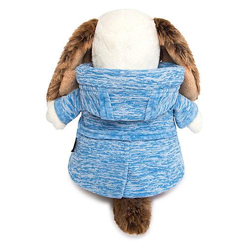 Мягкая игрушка  Budi Basa Собака Бартоломей в голубой куртке, 33 см от Budi Basa