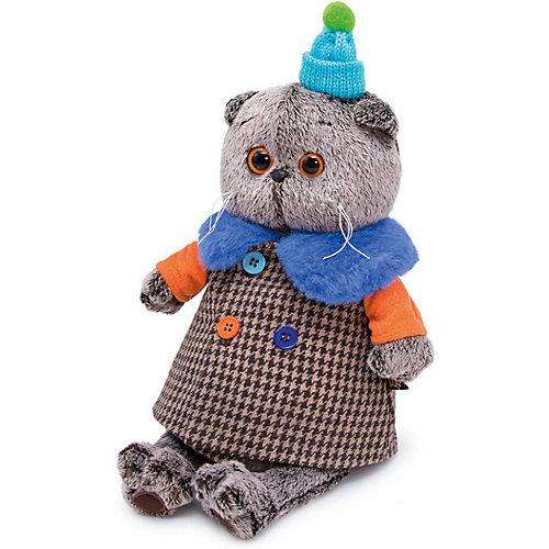 Мягкая игрушка  Budi Basa Кот Басик в комбинированном пальто,  30 см от Budi Basa