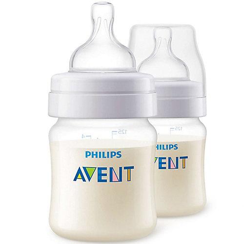 Бутылочка Philips Avent Anti-colic 125 мл. с 0 мес. от PHILIPS AVENT
