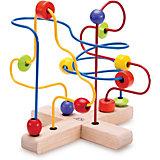 Логическая игрушка Wonderworld Бусинки