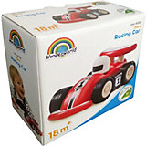 Деревянная игрушка Wonderworld Miniworld Гоночная машинка